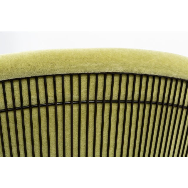 Set of Mid-Century Modern Bronze Platner Lounge Chairs for Knoll For Sale - Image 10 of 13