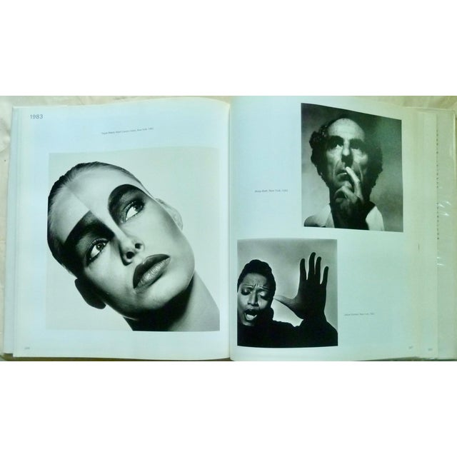 Mid-Century Modern 1991 Knopf Passage by Irving Penn Book For Sale - Image 3 of 9