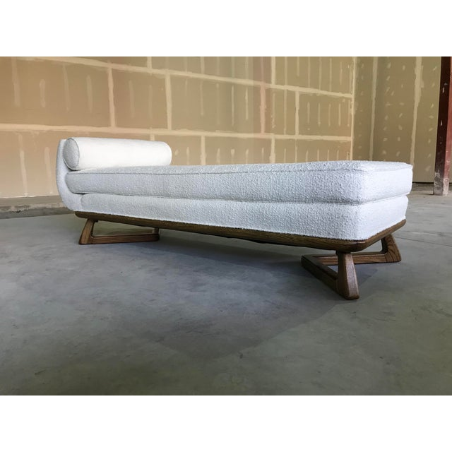 20th Century Mid Century Modern Paul Laszlo for Brown Saltman Sculptural Chaise For Sale - Image 6 of 13