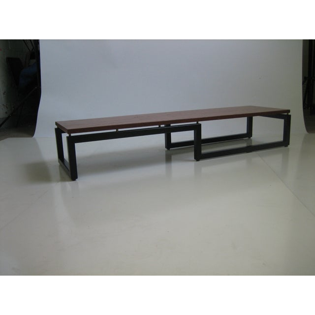 Baker Mid-Century Coffee Table For Sale - Image 7 of 7