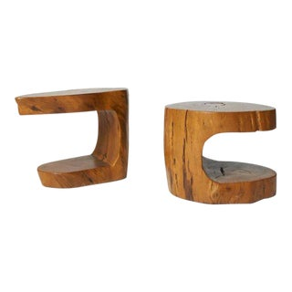 Pair of Side Tables by Hugo Franca