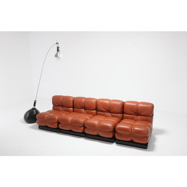 Carla Venosta Ultra Rare 'San Martino' Sectional Sofa for Full For Sale - Image 6 of 13