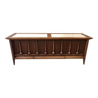 Mid-Century Modern Lane Walnut Cedar Storage Chest