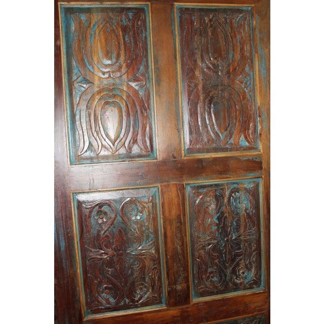Vintage Farmhouse Door For Sale - Image 4 of 5