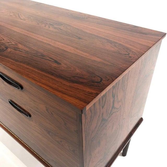 Vintage Danish Rosewood Cabinet - Image 4 of 10