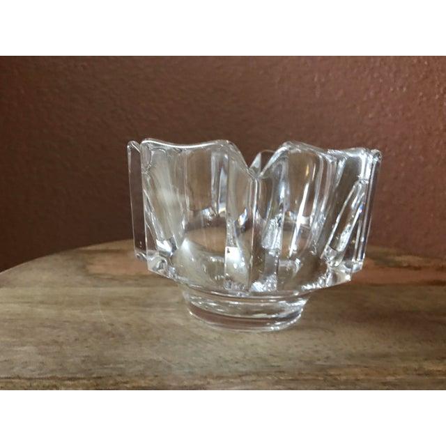 Orrefors Crystal Corona Decorative Bowl - Image 3 of 7