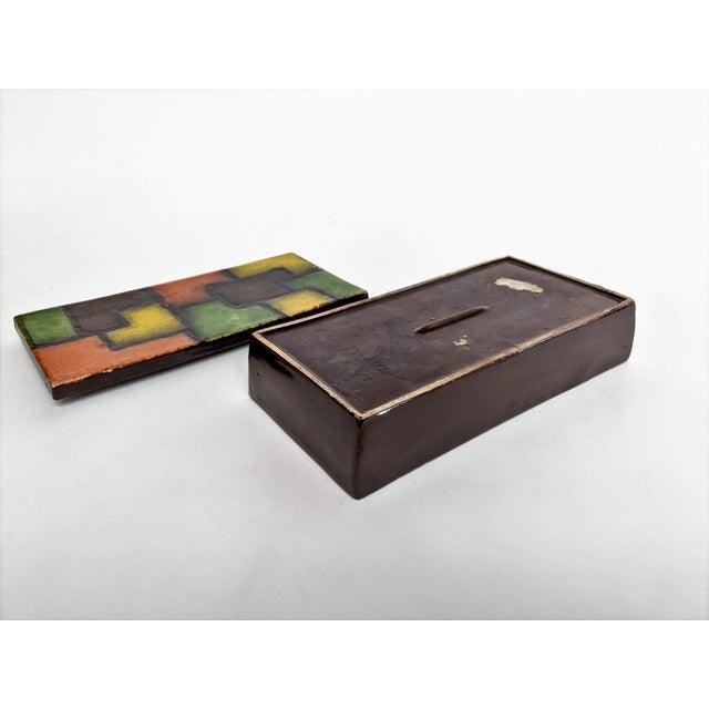 Italian Raymor Ceramic Box - Image 3 of 9