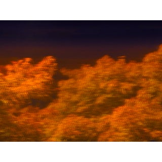Contemporary Abstract Landscape Photographic Color Print For Sale
