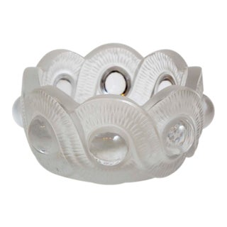 "Mid 20th Century Lalique ""gao"" Ashtray For Sale"