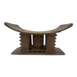 Mid 19th Century Ashanti Stool For Sale