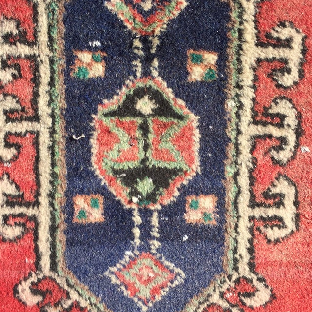"Anatolian Persian Rug - 1'5"" X 2'9"" - Image 4 of 7"