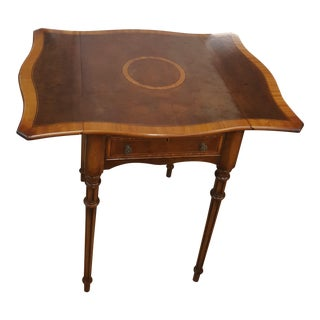 Modern Yorkshire House Pembroke Table For Sale