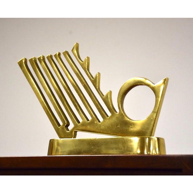 Enzo Pazzagli Bronze Italian Sculpture For Sale In Boston - Image 6 of 6