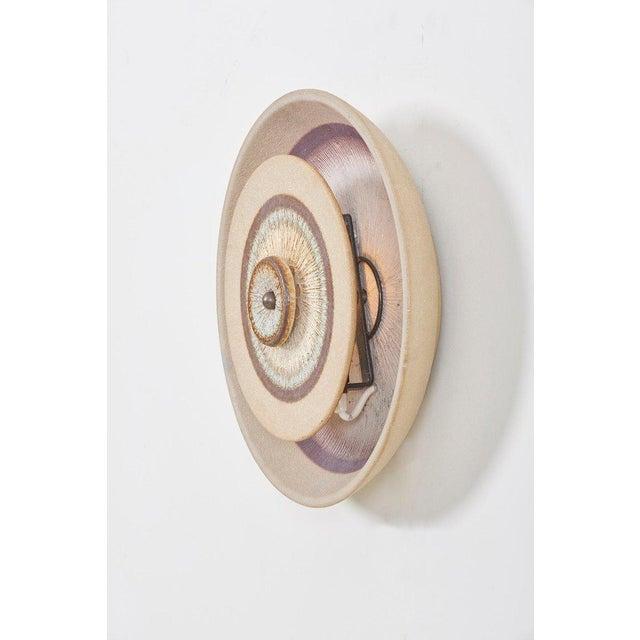 Soholm Pottery Set of 15 Ceramic Wall Lights by Noomi Backhausen & Poul Brandborg for Søholm For Sale - Image 4 of 11