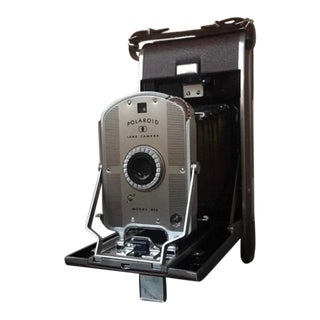 1950s Vintage Polaroid Speedliner Model 95a Land Camera For Sale
