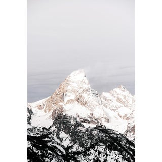 """Grand Teton Peak"" Original Framed Photograph"
