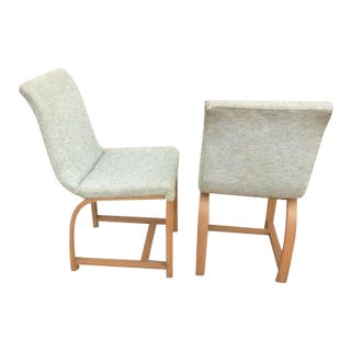Heywood-Wakefield Bentwood Side Chairs - A Pair For Sale