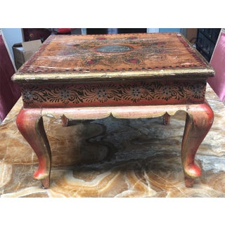 Early 20th Century Antique Indian Bench Preview