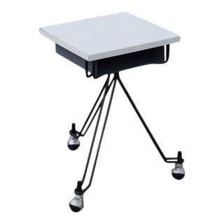 Circa 1955 Eliot Noyes for IBM Rolling Table For Sale