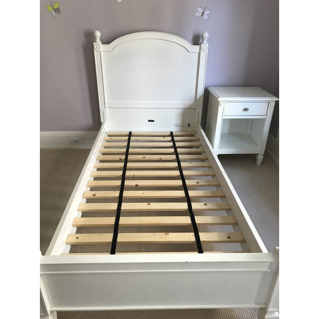 Restoration Hardware Baby & Child Twin Bed - Image 5 of 5