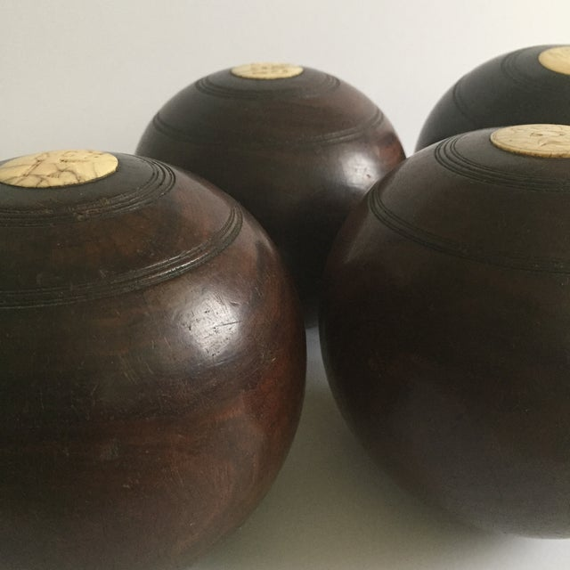Circa 19th Century Lawn Balls - Set of 4 - Image 4 of 9
