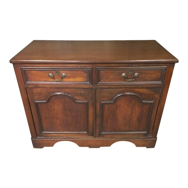 Mid 19th Century Antique English Petite Sideboard For Sale