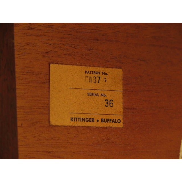 Kittinger Mahogany Colonial Williamsburg Sideboard For Sale - Image 11 of 13