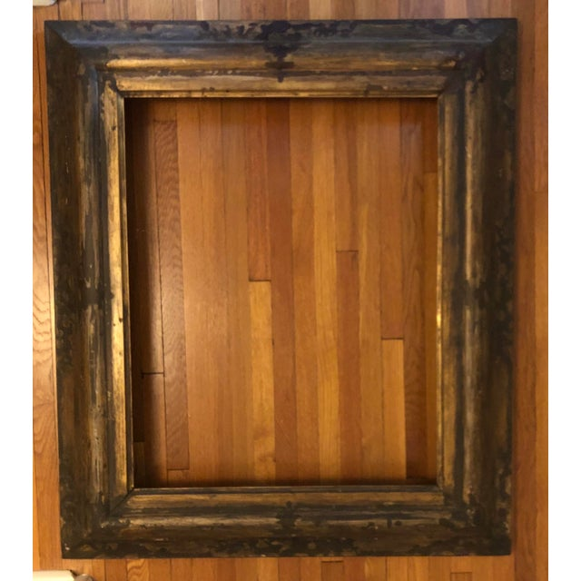 17th Century Antique Spanish Baroque Picture Frame For Sale - Image 11 of 11