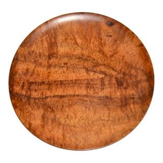 Martin & MacArthur Hawaiian Koa Plate For Sale