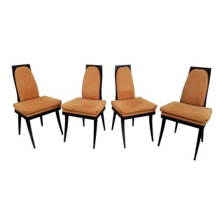 Harvey Probber Dining Chairs - Set of 4