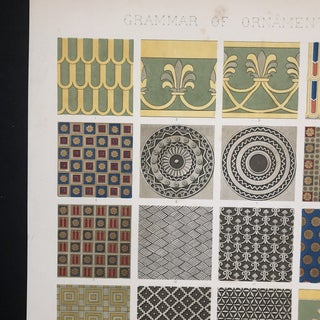 Nineveh and Persian Plate From Grammar of Ornament Preview