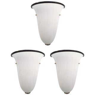 Three Primavera Sconces by Barovier E Toso For Sale