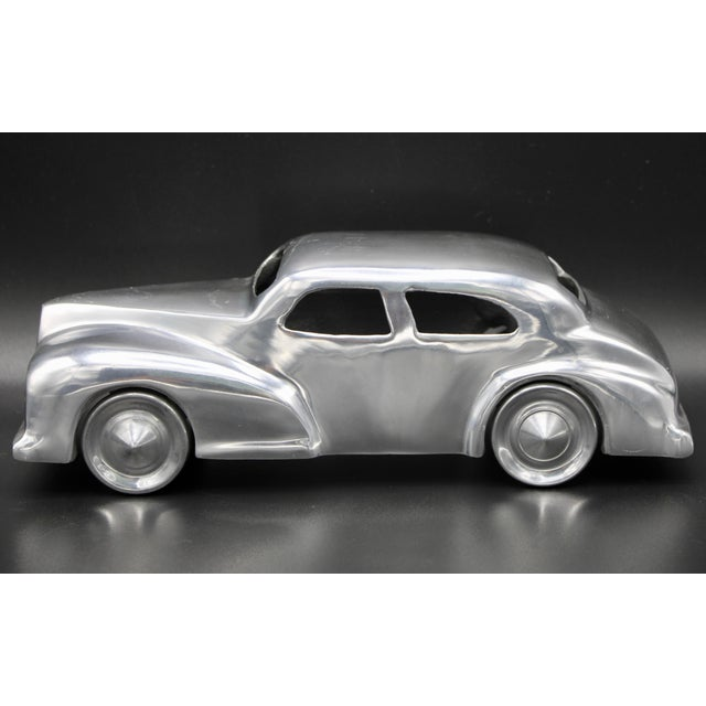 Chrome Stylized Classic Car For Sale - Image 4 of 13
