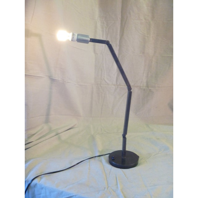 Contemporary Crane Desk Lamp For Sale - Image 3 of 5