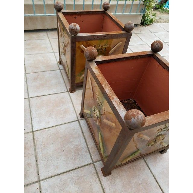 French Anduze Garden Planters - A Pair - Image 7 of 9