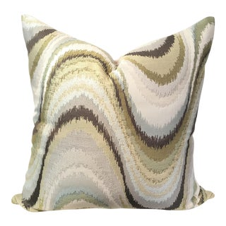 Marble Motif Designer Pillow Cover For Sale