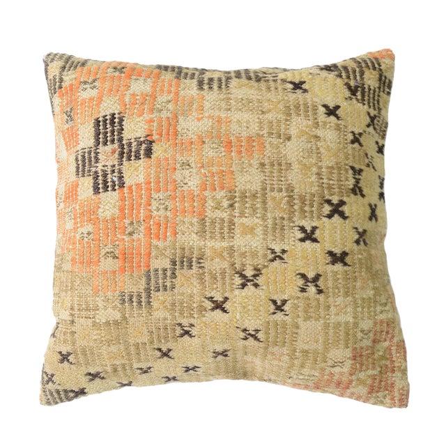 Pasargad Vintage Turkish Kilim Pillow - Image 1 of 2