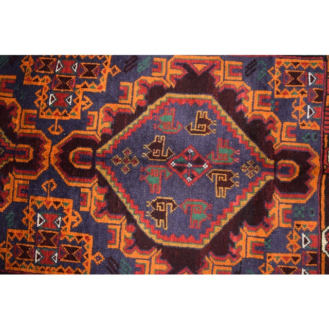 This beautiful Tribal rug is hand knotted. This rug will add a stunning design accent to your home. Individual and...