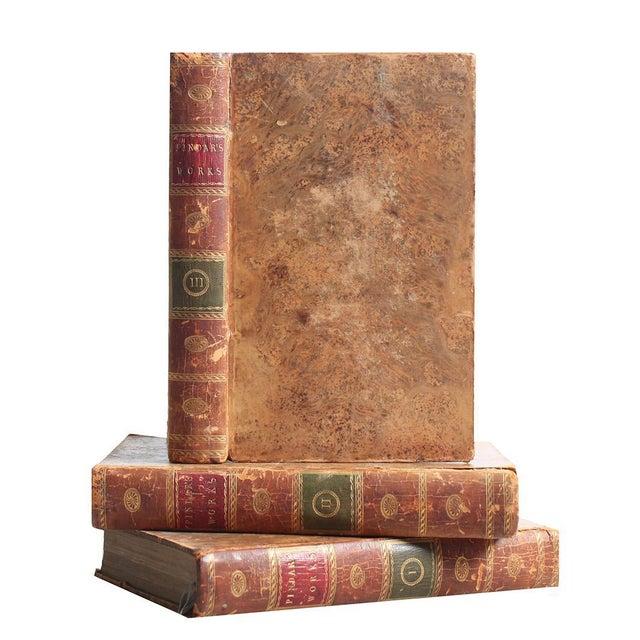 Antiquarian Pindar's Works - Set of 3 For Sale