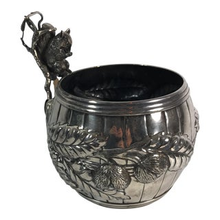Wilcox Silver Plated Cache-Pot For Sale