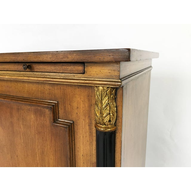 Exceptional Italian Neoclassical Sideboard For Sale In Dallas - Image 6 of 8