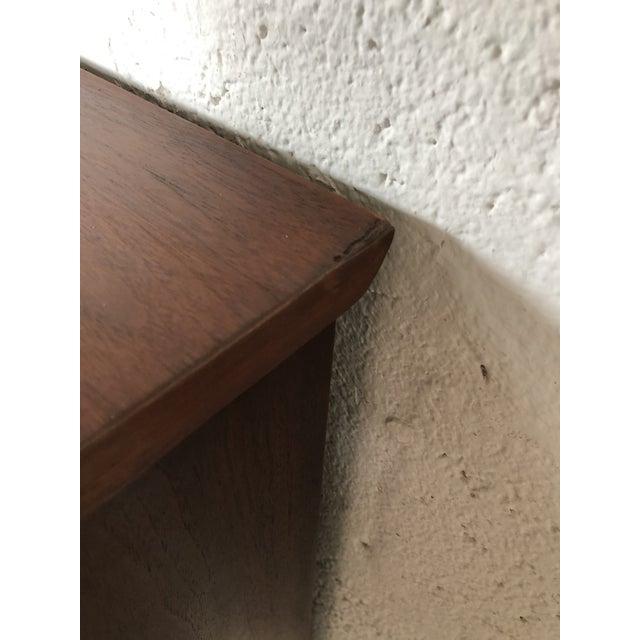 Vintage Mid-Century Modern Jack Cartwright Danish Style Highboard Credenza For Sale - Image 10 of 13