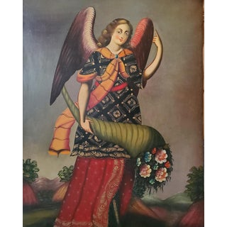 Vintage Portugese Santos Paintings - Set of 2 Preview