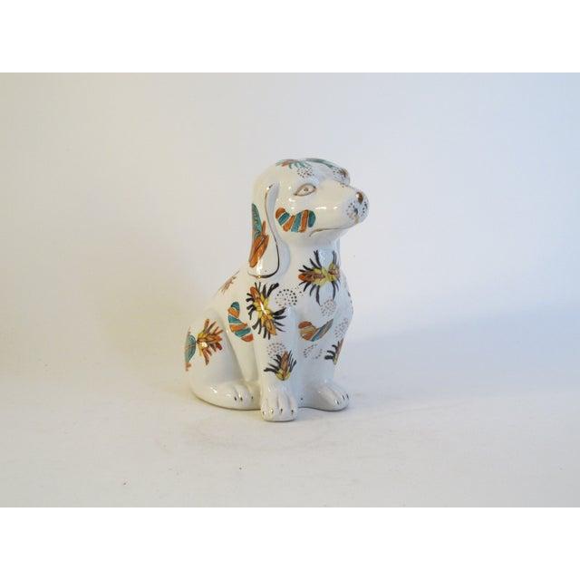 Imari Style Dog - Image 3 of 5