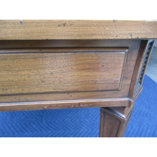 Metal William a Berkey for John Widdicomb Side Table For Sale - Image 7 of 12