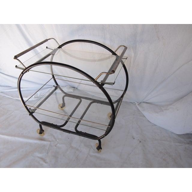 Art Deco Bar Cart - Image 3 of 3