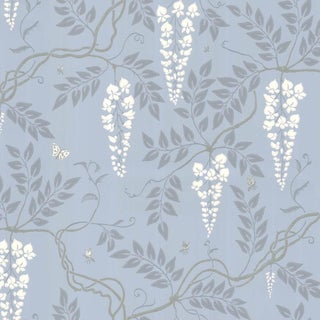 Cole & Son Egerton Classic Botanical Style Wallpaper - 11 Yard Roll For Sale
