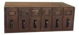 Image of Rustic Filing Cabinets