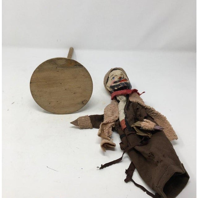 Antique French Marionette For Sale - Image 10 of 11