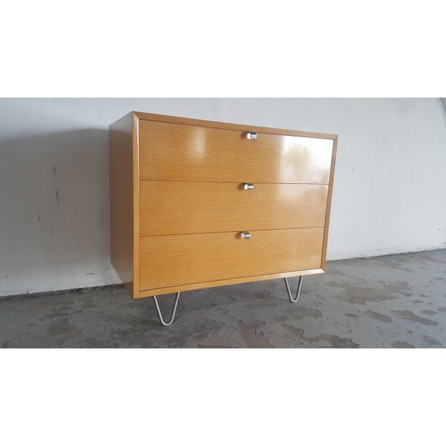Herman Miller 1960s Mid Century Modern George Nelson for Herman Miller Chest of Drawers For Sale - Image 4 of 10